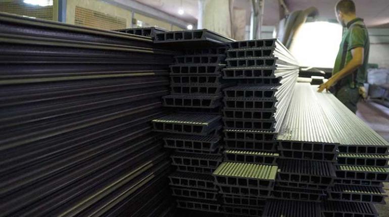 Пластиковые доски для веранды